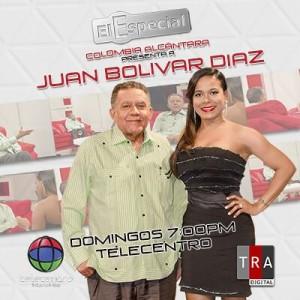 Colombia y Juan Bolívar Díaz