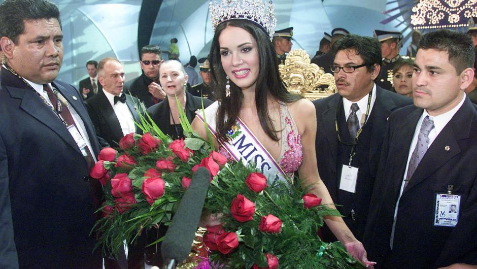 Venezuelan Monica Spear is escort after