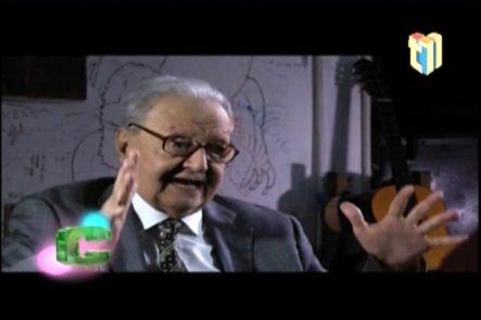 Alfonso Quiñones Entrevista Al Maestro Rafael Bullumba Landestoy