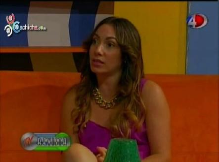 Conversando Con @Miralba Ruiz En TV Revista