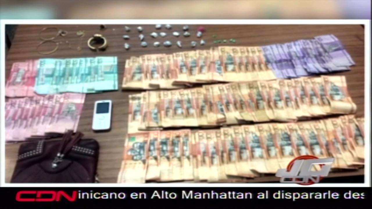 DNCD incautó más de cien paquetes de droga en Bella Vista