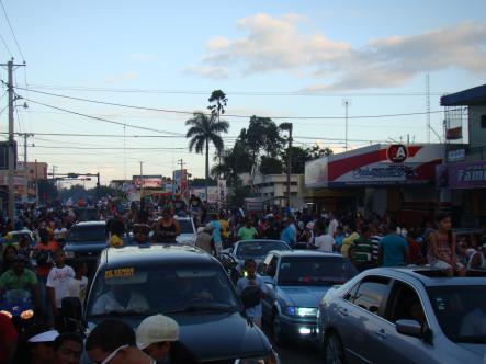 1er. Domingo (3/2/2013) #Carnaval La Vega