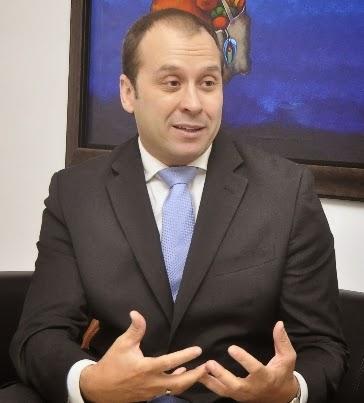 David Soares, presidente de Falcondo