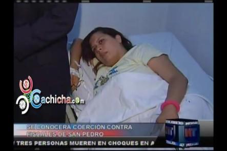 Desde La Clínica Del Tribunal Se Conocerá Coerción Contra Fiscales De San Pedro #NoticiaTelemicro #Video