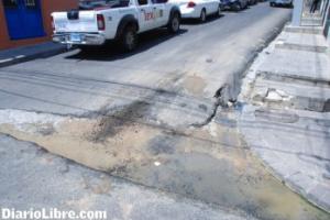 Deterioro de obras en Ciudad Colonial