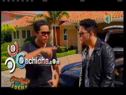 """Behind The Scenes Del Nuevo Video De @RafelyRosario """"Cuando Nacen Amores"""" En @divertidoJochy @PedroUrrutia23"""
