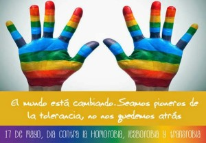 Dia Mundial contra la homofobia