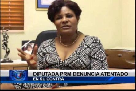 Desconocidos Dispararon Al Vehículo De La Diputada Del PRM En Boca Chica