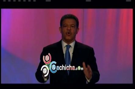 Discurso Completo:  Pa' Que Los Dominicanos Entiendan, Dijo  #Vídeo