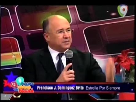 """Lo Que Dijo Domínguez Brito Sobre La Corrupción En """"Pégate Y Gana Con El Pachá"""" #Video"""