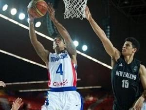 Dominicana Derrota A Nueva Zelanda En Mundial De Baloncesto
