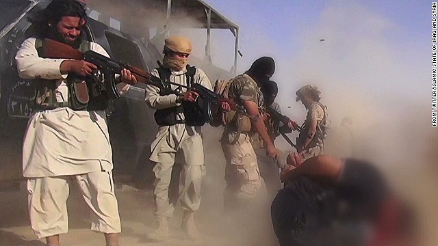 EE.UU Vs ISIS
