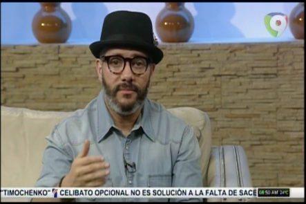 Entrevista A Pavel Nuñez Con Víctor Victor En 'El Despertador'