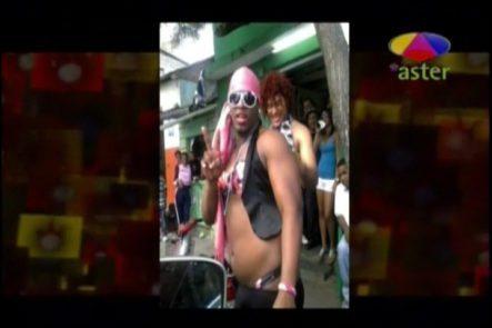 """Los Dueños Del Circo Jugan A """"Mujerch O Masculino"""""""