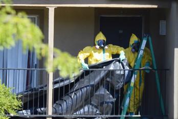 Ebola Dallas
