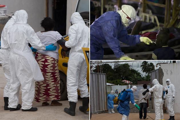 Ebola Mortal