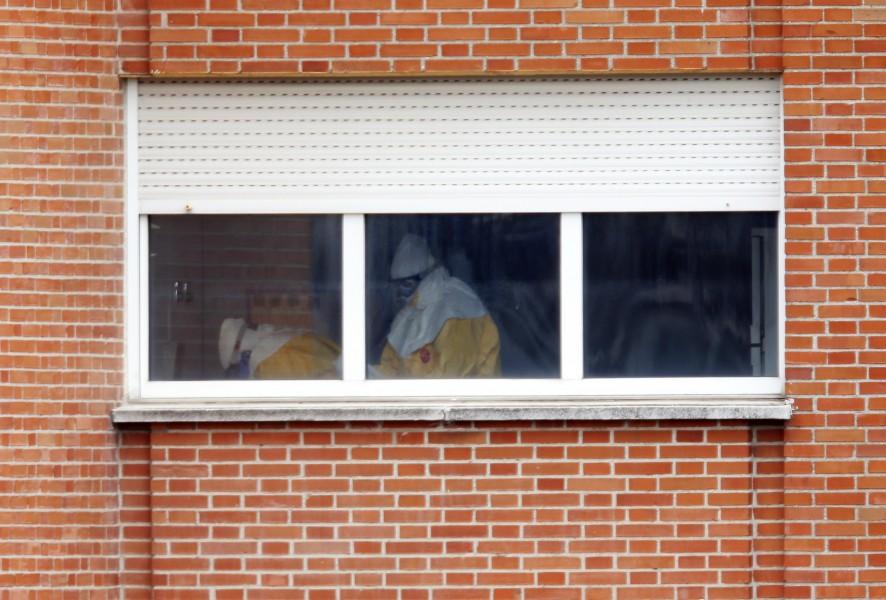 Ebola en Espana