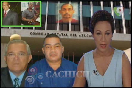 Edith Febles En Nuria:  Asesinato De Comunicadores En SPM, Abre Investigación A Denuncias De Irregularidades En El CEA