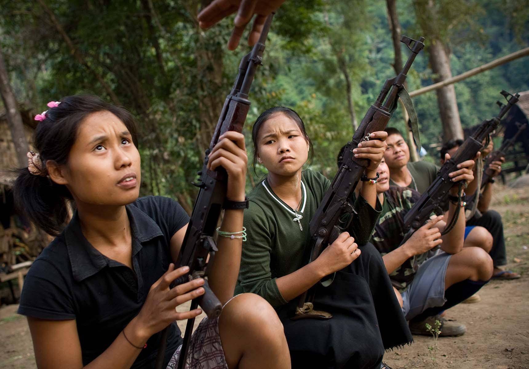 Burma The Free Burma Rangers
