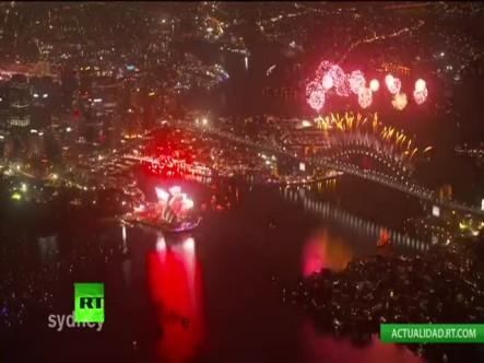 ¡Ya Es 2015 En Australia! #Video