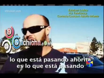 El Ex Esposo De Jenni Rivera Da Sus Declaraciones #Vídeo