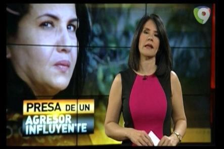 El Informe Con Alicia Ortega: Mujer Denuncia ha sido víctima de todo tipo de abusos a manos de su ex pareja quien logra salir impune porque es Coronel de la PN