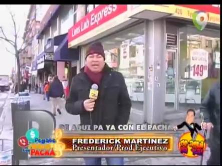 El Pachá Encuesta En Las Calles De New York: ¿Cómo Te Afectó La Nieve?