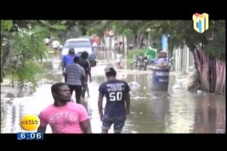Monte Cristi: Decenas De Personas Permanecen Damnificadas Debido A Las Inundaciones
