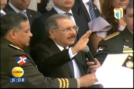 Danilo Medina Le Regala Otro Chance A Funcionarios Que Incumplen La Ley De Declaración De Bienes