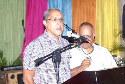 El director regional de Medio Ambiente, Mario Tejada,