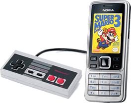 Juegos de nintendo estarán disponibles en celulares
