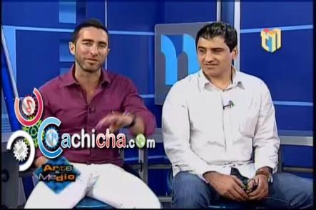 """Entrevista A Francisco Cardona Y Róbinson Díaz """"El Cabo"""" Del Cartel De Los Sapos Con @Wandaysabel En @Arteymediord"""