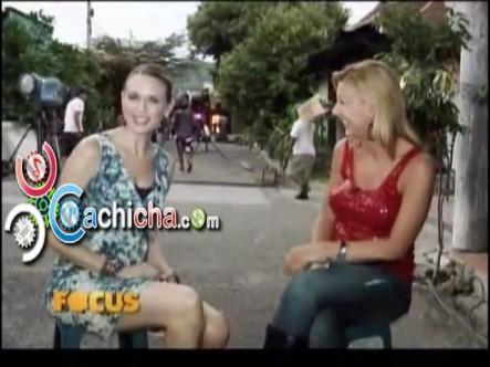 Entrevista A @Geraldine_Zivic Con @Carmenmanrique #Vídeo