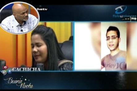 ¡En Exclusiva! Nelson Javier Entrevista A La India Canela Tras La Muerte De Su Hijo En 'Buena Noche'