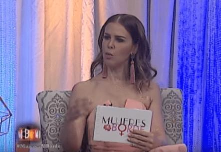 Entrevista Exclusiva A Stella León De Fernández En Mujeres Al Borde Con Ingrid Gomez – 3/4