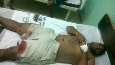 Acusan A Policías De Tirotear Estudiante De La UASD En Barahona