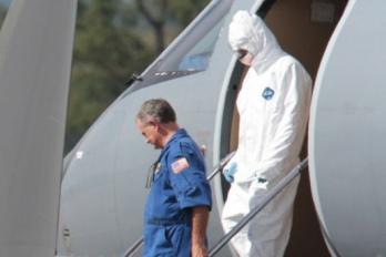 Expuesto Al Ebola