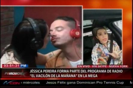 Entrevista A Jéssica Pereira En Famosos Inside