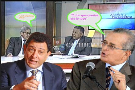 """Juan Bolivar Díaz Y Rafael Toribio: """"Se Pone La Cosa Difícil En El PLD, Franklin Almeyda Le Responde A Felucho Jiménez"""""""
