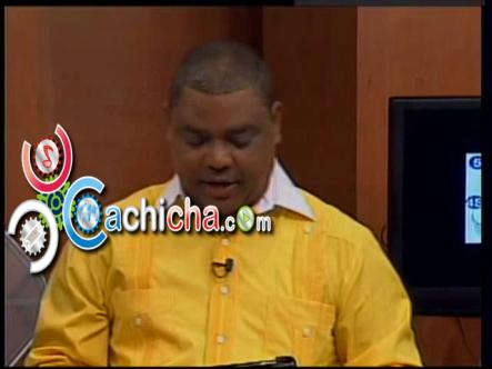 Aridio Castillo Dice Que @ElPachaOficial Lo Que Tiene Es Un Programita #Video