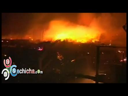 Tormenta Sandy: 50 casas quemadas en Nueva York #Vídeo