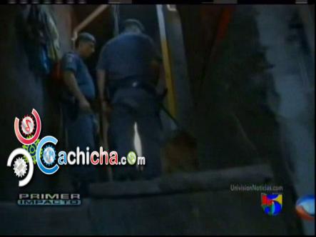 """En Brasil Encuentran """"Narco Túnel"""" En Una Universidad #Vídeo"""