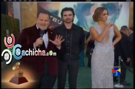 Entrevista A @Juanes En La Alfombra Verde #LatinGrammy #Vídeo 2012