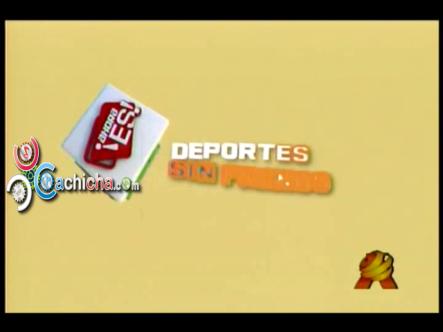 Deportes por Un Tubo y 7 Llave En @ElShowDelMediodia #Vídeo