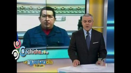 Hugo Chávez Está Estable Tras La Infección Respiratoria #Vídeo