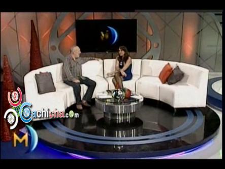 @freddyginebra Entrevista En Esta Noche Mariasela @ENMariasela Primera Parte #Video