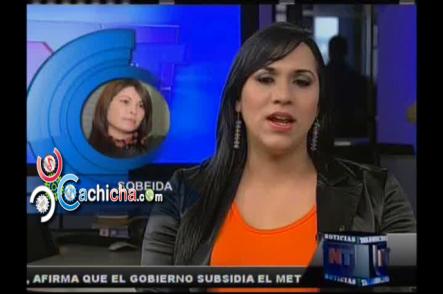 Lío De Sobeida Libertad De Sobeida Concita Debate #Video
