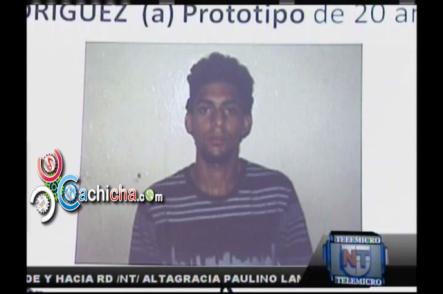Apresan Prófugo Implicado En Asesinato Hijo Jochy Hernández #Video
