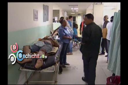 Accidentados Relatan Como Fue Que Sucedió El Hecho Que Deja 14 Heridos Y 2 Muertos Por Choque Entres 'Voladoras' Vía Azua #Video