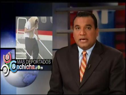 Eto' Ta' Feo Llegan 93 Dominicanos Más Deportados De EE.UU. Por Delitos Y Narcotráfico #Video
